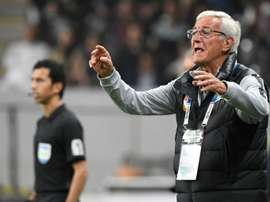 China coach Marcelo Lippi has tough job ahead of him. AFP