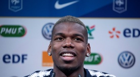 Midfielder Paul Pogba hatched the plan to give his France team-mates world championship rings with Antoine Griezmann, a fan of American basketball where such jewellery is common