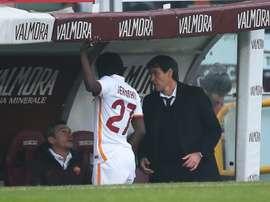 Gervinho y Rudi podrían reencontrarse en la Costa Azul. AFP