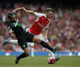 The Stoke City defender has been called into the squad to replace his Ajax counterpart. EFE/Archivo