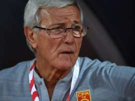 Lippi will leave China. AFP