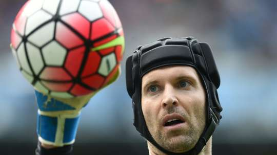 Cech's international career started in 2002. BeSoccer