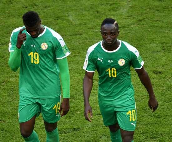 Le Sénégal a composté son ticket pour la compétition. AFP