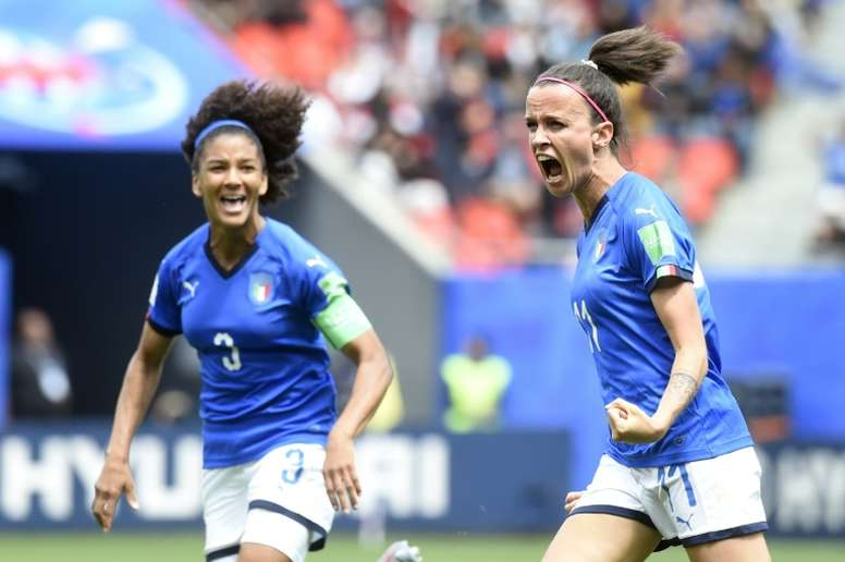 Bonansea whips up World Cup frenzy in Italy
