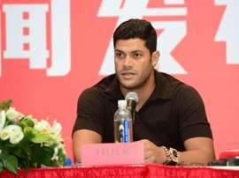 Record Asian signing Hulk scored on his Chinese Super League debut. BeSoccer
