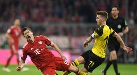 Bayern y Borussia se jugarán la Supercopa de Alemania sin público. AFP