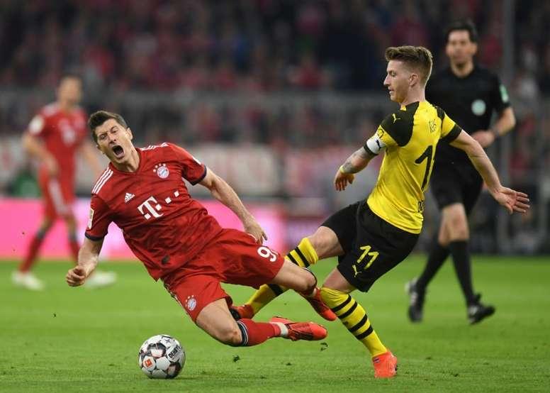 Dortmund have their eye on Bundesliga title amid Bayern troubles