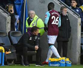 Masuaku should have been sent off it seems. AFP