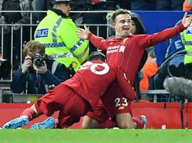 Shaqiri is wanted by Fenerbahçe. AFP