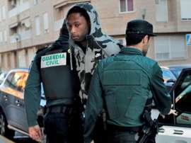 Villarreal toma medidas relativamente a Rúben Semedo. AFP