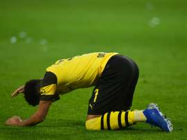 Sancho scored one and had a hand in two others before Dortmund collapsed. AFP