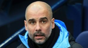 He supports City over the ban. AFP