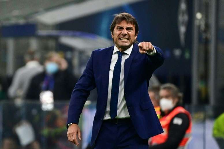 Antonio Conte say the match with Real Madrid is a must win one. AFP