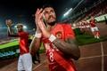 Paulinho quitte déjà Al-Ahli. afp