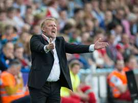 Prosinecki's side claimed an undeserved win. AFP