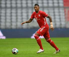 Boateng was stunned by his possible departure from Bayern. AFP