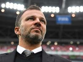 Ex-New Zealand coach Hudson to coach MLS's Colorado. AFP