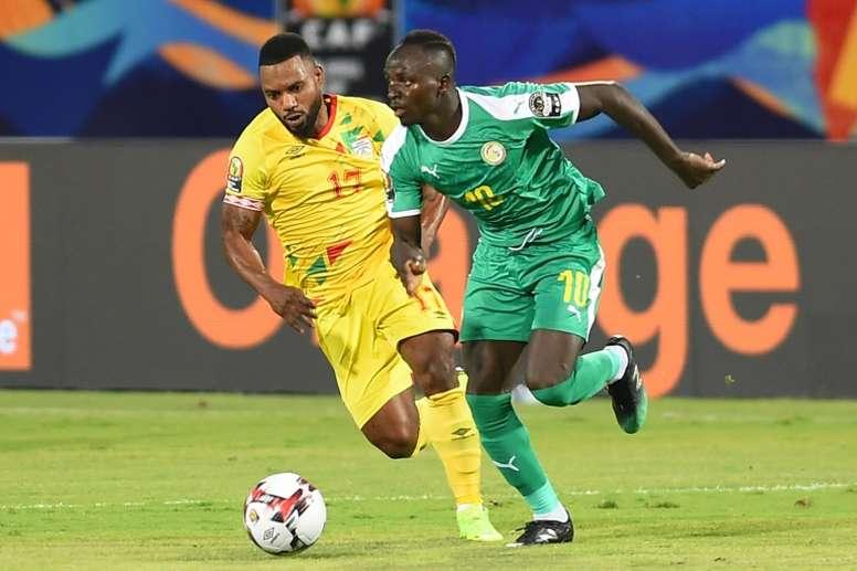 Senegal star Mane reveals 'absolute dream' as Tunisia loom.
