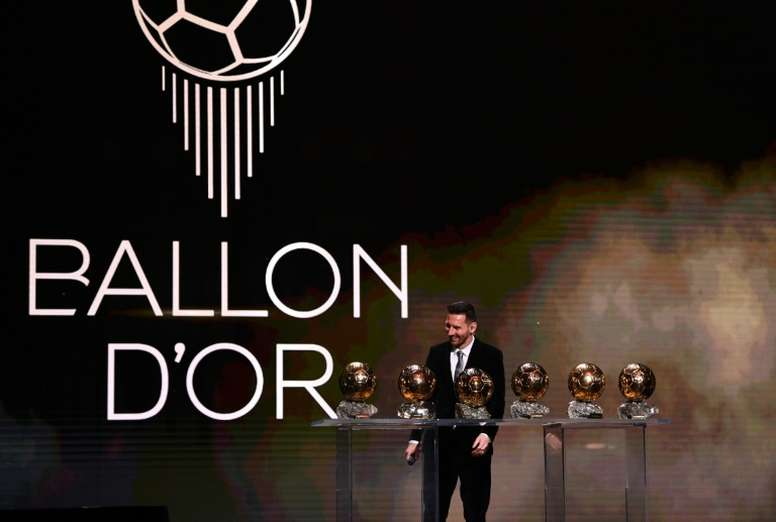 The most significant changes in the Ballon d'Or list. AFP