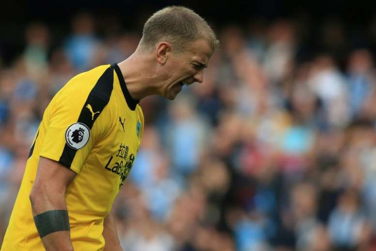 MLS tempts Joe Hart. AFP
