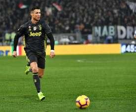 Les compos probables du match de Serie A entre Sassuolo et la Juventus. EFE