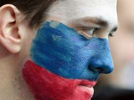 Russia has received early praise for the way it has welcomed Confederations Cup fans. AFP