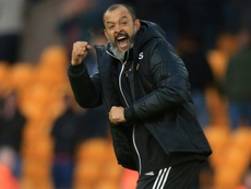 Wolves play 8 matches in December. AFP