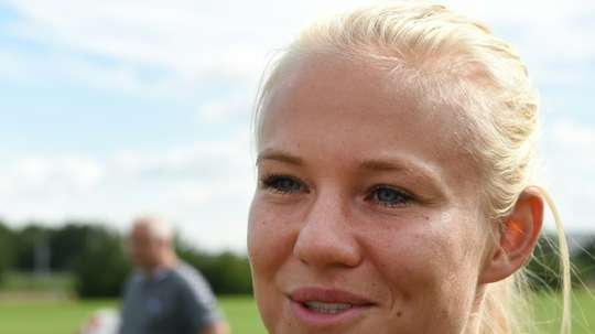 Denmark captain wants more after Germany women's Euro win. AFP
