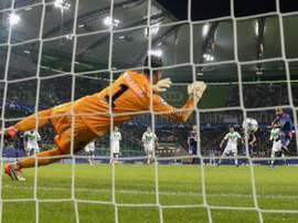 Benaglio se lesionó en el duelo ante el Borussia Dortmund del 3 de octubre. AFP