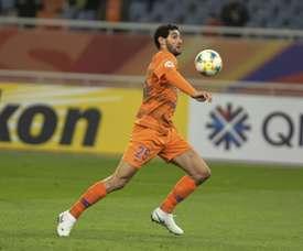 Fellaini lance sa reprise avec un hat-trick. AFP