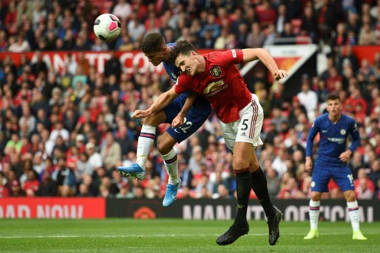 Smalling and Jones left in shade as Solskjaer's shows faith in Lindelof. AFP