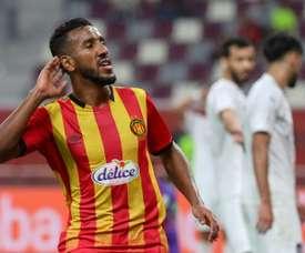 In-form Elhouni boosts Esperance hopes of CAF title hat-trick. AFP