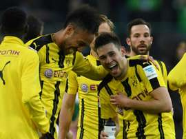 Guerreiro has been out since June with a foot injury. AFP