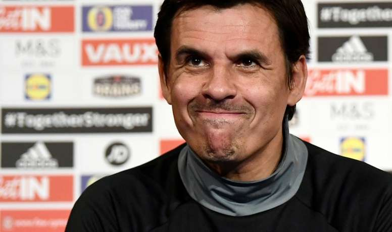 Chris Coleman has been sacked by Heibei after strong of losses. AFP