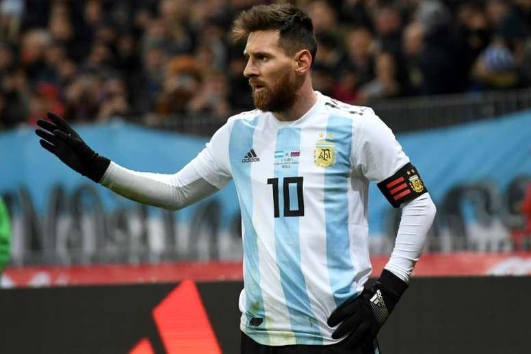 Pour Pizarro, Messi est un grand joueur, et un grand partenaire.