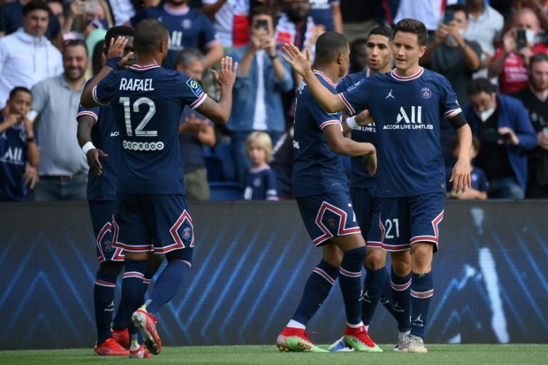 """Herrera : """"Paris nous a toujours dit que Mbappé restait"""""""