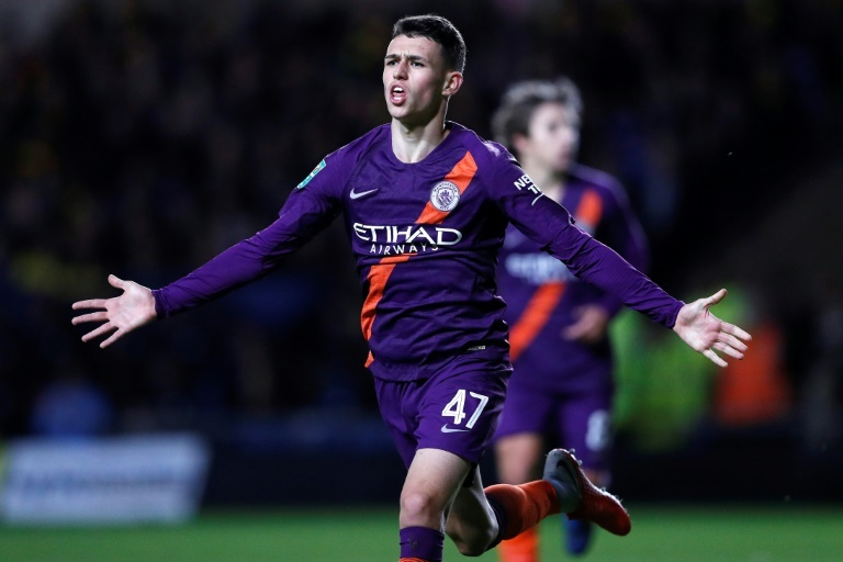 Foden: Man City starlet gets first England Under-21 call-up