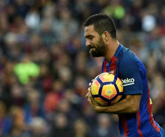 Barça could cash in on Arda Turan. AFP