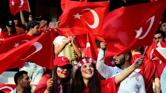 Turkey has bid to host the 2024 Euros. AFP