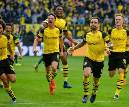 European Football Review. AFP