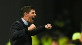 Gerrard gusta a la directiva 'gunner'. AFP
