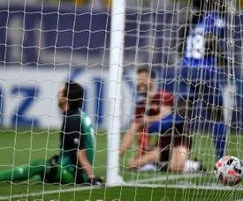 Al Hilal won. AFP