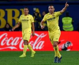 Villarreal's Cazorla spoils Real Madrid Liga return. AFP