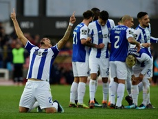 Soares scored twice as Porto thumped Chaves. AFP