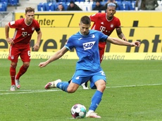 After scoring twice against them, Bayern Munich want Kramaric: reports. AFP