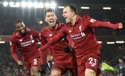 Liverpool have been handed a tough draw with German champions Bayern Munich. AFP