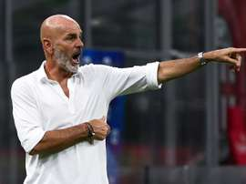 Milan reward Pioli with two-year contract extension. AFP