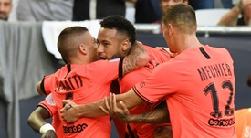 'Less scary' PSG face challenge of surprising Angers