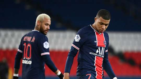 More than just prestige on the line for PSG in Champions League. AFP