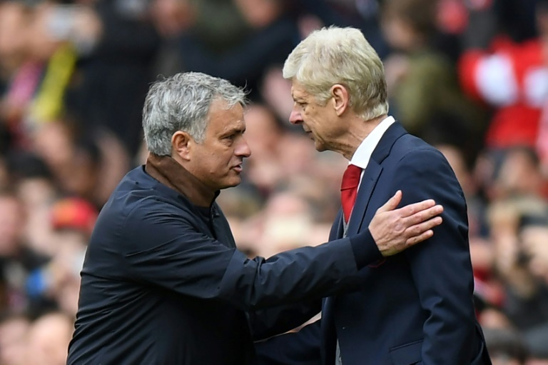 Jose Mourinho Meets With Arsenal Chief